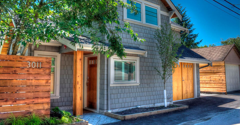 vancouver furnished rental coach house